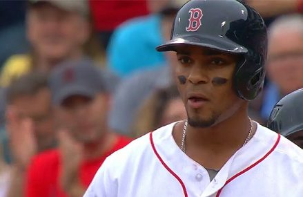 Bogaerts aan de leiding in de Major League
