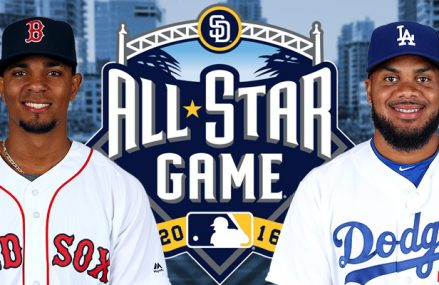 Bogaerts en Jansen in All Star Game