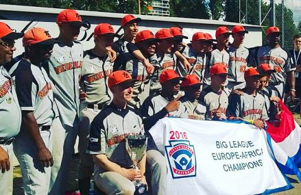 EK Big League gewonnen door Nederland