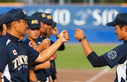 Japan tweede finalist op Honkbalweek