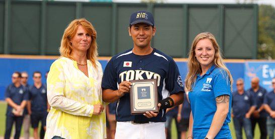 Japanner Kaneko uitgeroepen tot MVP