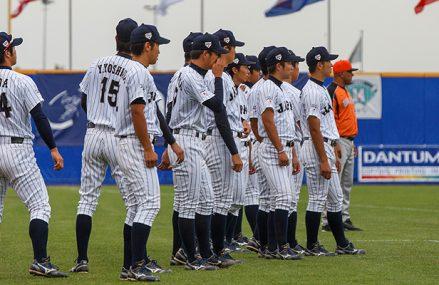 Japanse selectie voor Honkbal Week Haarlem rond