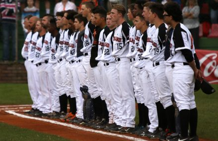 AAA-Team in zeven innings naar halve finale