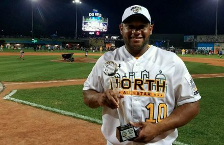 Curt Smith wint Home Run Derby