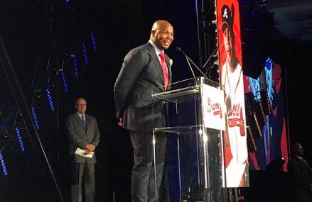Andruw Jones opgenomen in Hall of Fame
