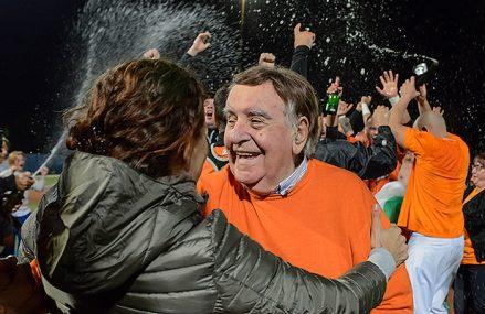 Voorzitter Zangheri: 'Ik trek Rimini terug uit IBL 2017'