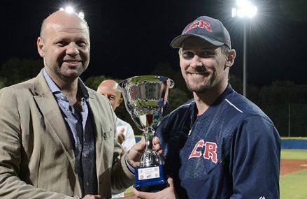 Tsjechië wint Italian Baseball Week, Italië laatste
