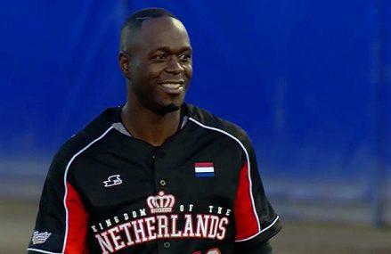 Roger Bernadina blij om in Nederland te spelen