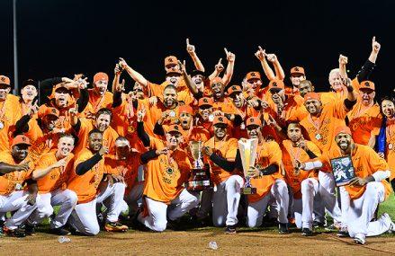 Oranje wint 22e Europese titel