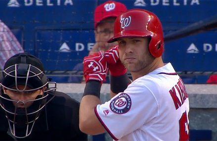 Debuut Kieboom in Major League