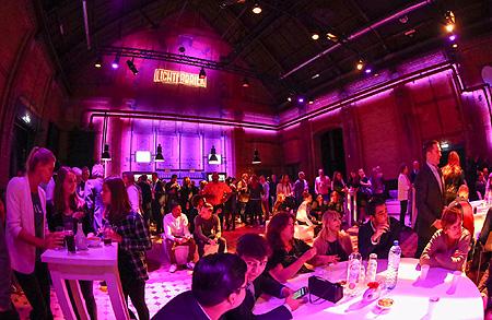 De uitreiking van de Stars Awards vond dit jaar plaats in de Lichtfabriek in Haarlem.