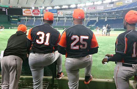 Oefenzege voor Oranje in het Tokyo Dome