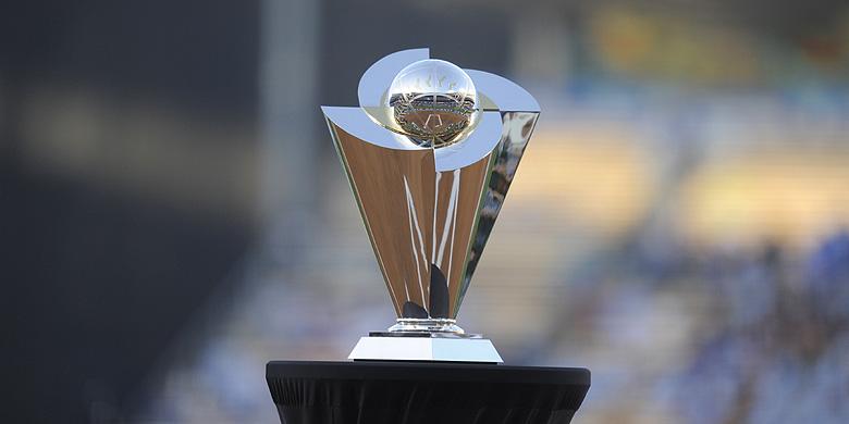 De trofee voor de winnaar van de World Baseball Classic.