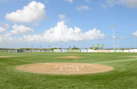 Curaçao ontvangt Amerikaans collegeteam