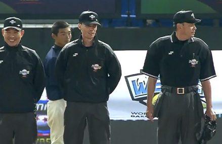 Winfried Berkvens naar World Baseball Classic