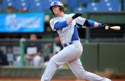 Team Europe begonnen aan Asia Winter Baseball League