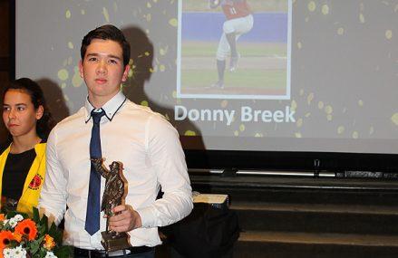 Donny Breek uitgeroepen tot Haarlems Sportalent