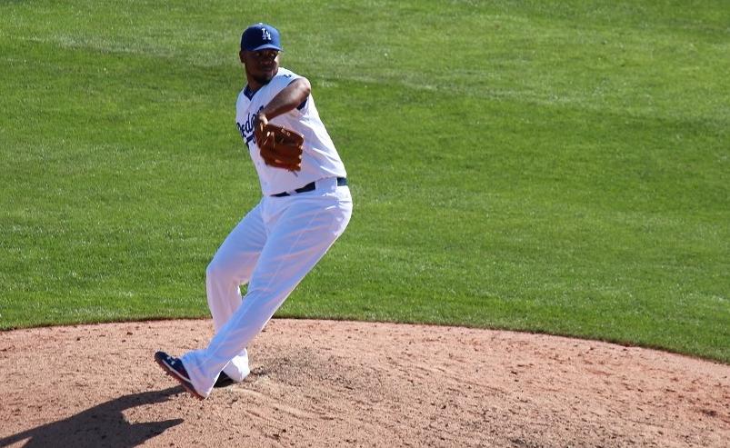 Kenley Jansen keert terug bij de Los Angeles Dodgers (Foto: Dustin Nosler/Creative Commons)