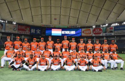 NOC*NSF ondersteunt Koninkrijksteams honkbal én softbal