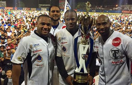 Internationals winnen titel in Nicaragua
