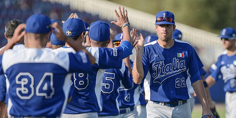 Voormalig Major Leaguer Alex Liddi start morgen met Italië de voorbereiding op de World Baseball Classic.