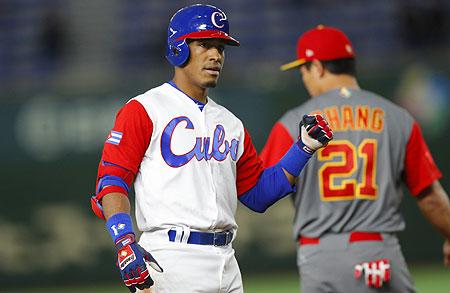 Cuba was in de eerste ronde onder meer te sterk voor China.