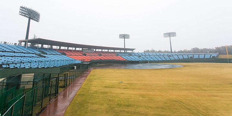Het Fukushima Azuma Baseball Stadium wordt definitief één van de locaties voor het Olympisch honkbaltoernooi.