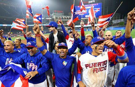 Vooruitblik halve finale WBC: Puerto Rico