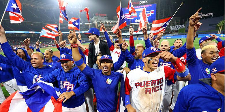 Puerto Rico is na vijf wedstrijden nog altijd ongeslagen.