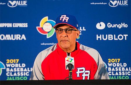 """Manager Edwin Rodriguez: """"We hebben heel weinig informatie over het Nederlands Koninkrijksteam."""""""
