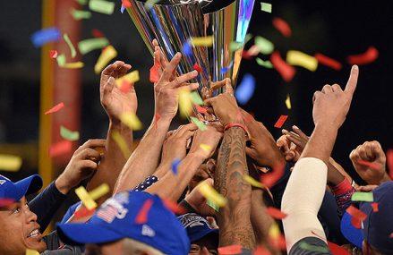 Team USA wint World Baseball Classic