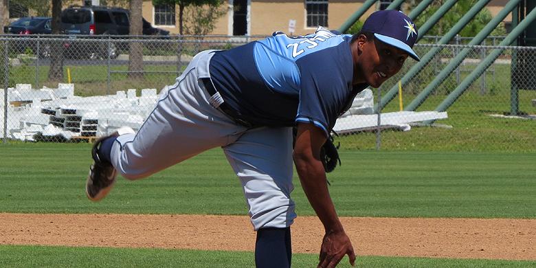Josh Kimborowicz speelde tussen 2013 en 2016 in vier seizoenen 82 wedstrijden voor de organisaties van Tampa Bay Rays en Los Angeles Dodgers.