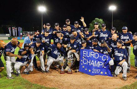 Curaçao Neptunus wint Europese clubtitel
