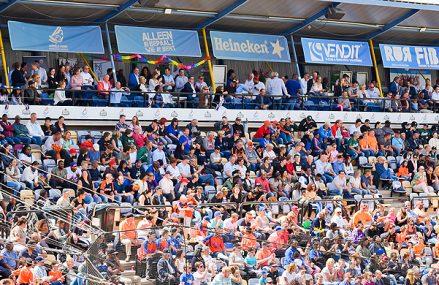 Nieuwe wedstrijden ingepland Hoofdklasse; toeschouwers toegestaan