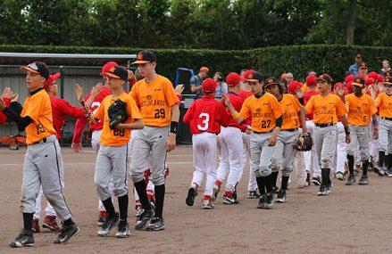 Oranje U12 sluit EK af met overtuigende winst
