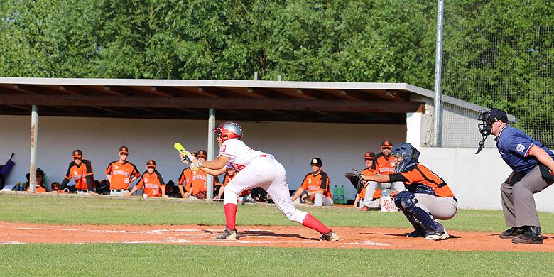 De Nederlandse honkballers hebben tegen Polen hun tweede zege geboekt.