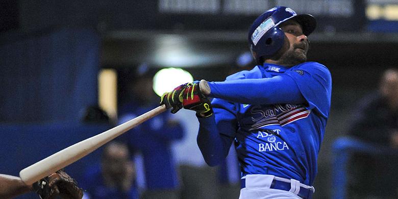 Lorenzo Avagnina aan slag voor San Marino.