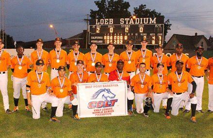 Nederlands team wint Colt World Series