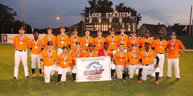Voor het eerst in de historie heeft een Nederlands team de Colt World Series gewonnen.