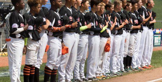 Einde aan Amerikaans avontuur voor PONY U14 team
