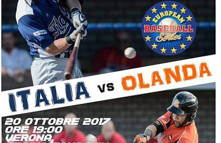 Oranje naar Verona, hoofdstad van European Series 2017