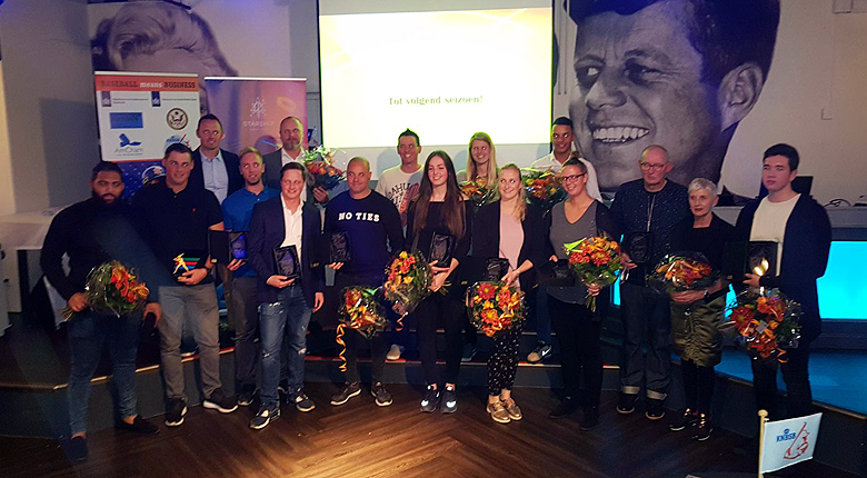 De prijswinnaars van de Star Awards 2017.