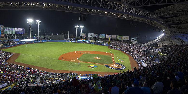 Estadio Charros de Jalisco was dit jaar gastheer van wedstrijden tijdens de World Baseball Classic.