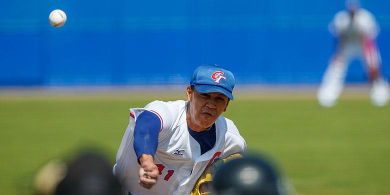 Chinese Taipei keert voor de dertiende keer terug op de Honkbalweek Haarlem.