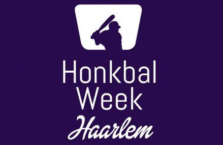 Startdatum Honkbalweek Haarlem 2022 bekend