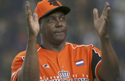 Hensley Meulens debuteert als manager bij de Giants