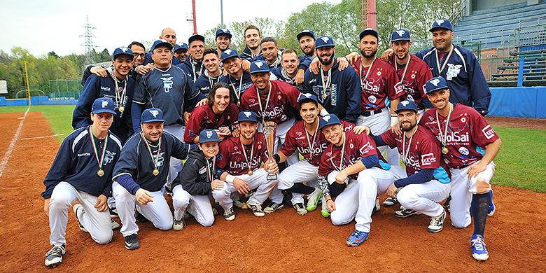 Voor het eerst sinds 2015 is Bologna winnaar geworden van de Italiaanse beker.