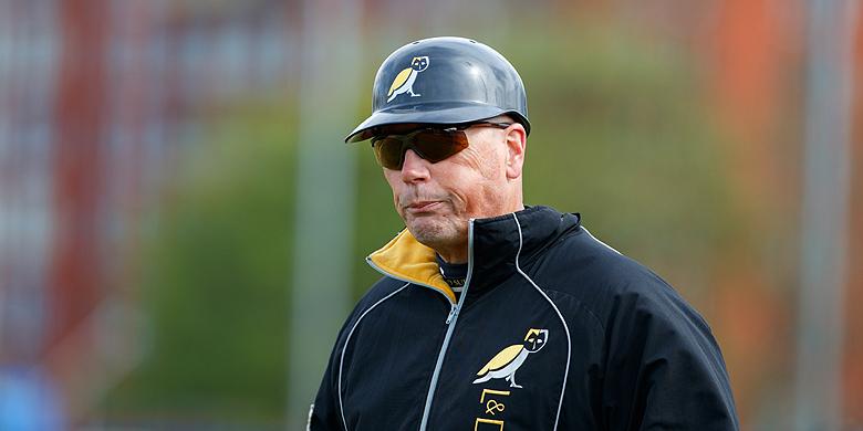 Hoofdcoach Charles Urbanus zag zijn ploeg vandaag kansloos verliezen van Draci Brno.