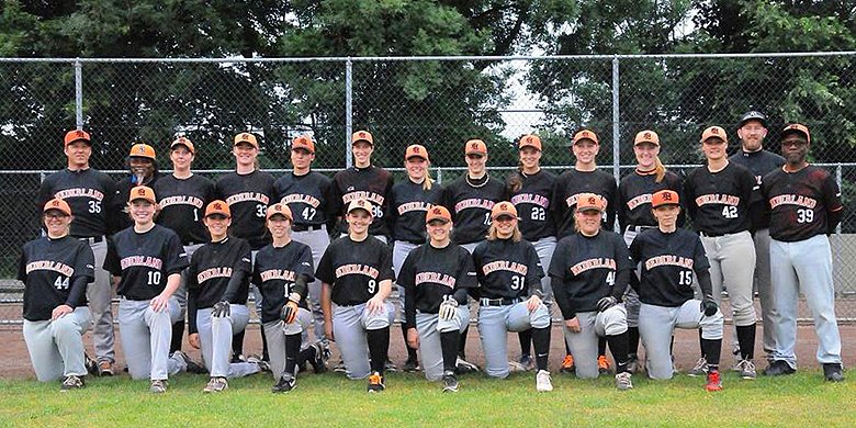 teamfoto_dames_honkbal
