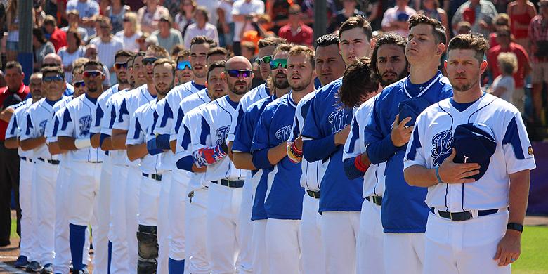 Italië is voor het eerst sinds 2004 terug op de Honkbalweek Haarlem.